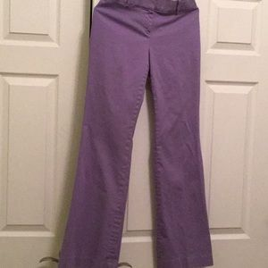 Express Design Studio Lilac Slacks ***Gorgeous***